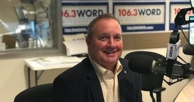 Third District Congressman Jeff Duncan in the 1063 WORD Studio - File Photo