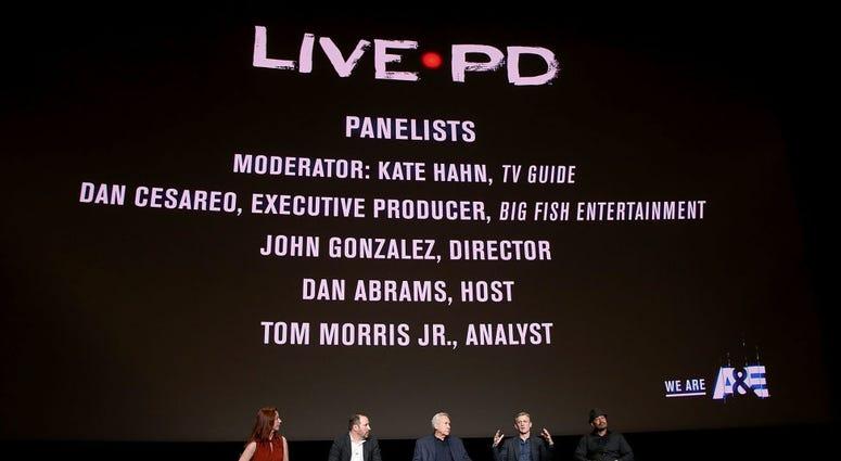 Live PD program on A&E