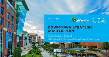 Greenville's downtown master plan