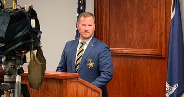 Anderson County Sheriff Chad McBride - File Photo