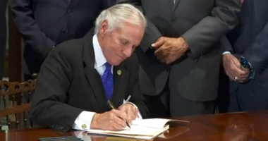 Governor McMaster Signs the Bill