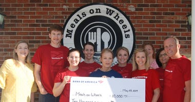 Meals on Wheels Greenville gets $10k grant