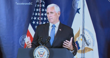 VP Mike Pence Speaking at Tuesday Press Conference
