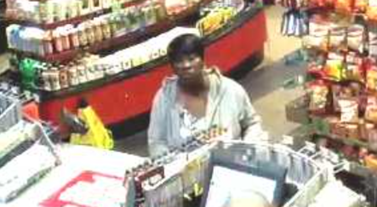 Suspect using stolen card at QT on Clemson Blvd 1/31/2020