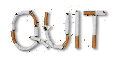 Getty Images - Quit Smoking