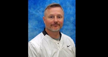 Coach Robbie Cole