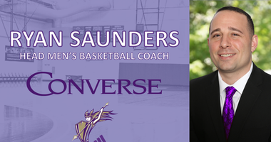 Converse College Selects Ryan Saunders to Lead Inaugural Men's Basketball Team