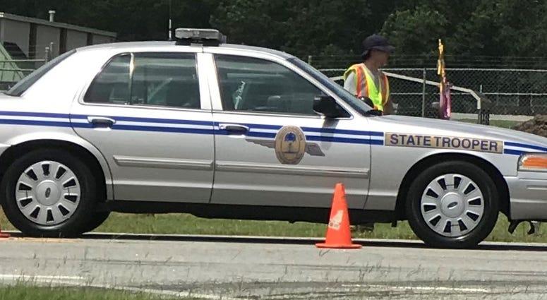SCHP Patrol Vehicle - File Photo