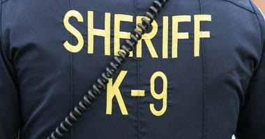 GCSO welcomes K9 Arson Specialist