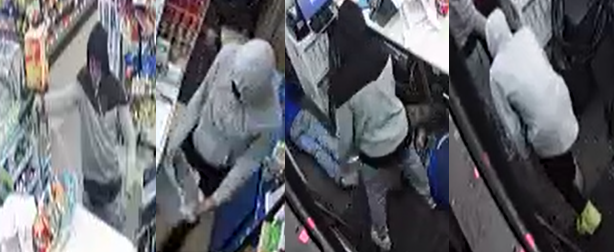 Suspects in Lil' Cricket Robbery, April 20th