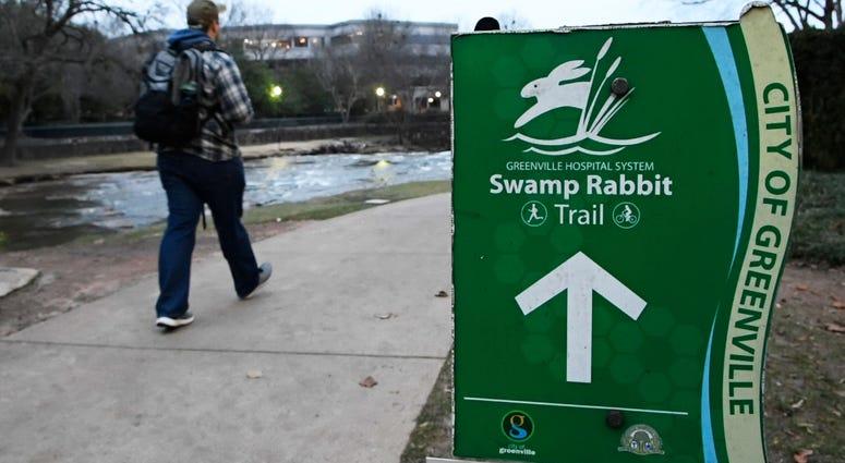 Swamp Rabbit Trail
