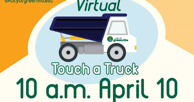 Facebook Live Virtual Touch a Truck Event