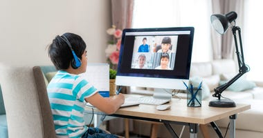 Virtual School - Getty Images