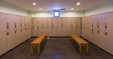 Empty Locker Room - Getty Images