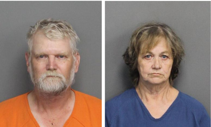 Randy and Faye Hill Arrested - LCDC
