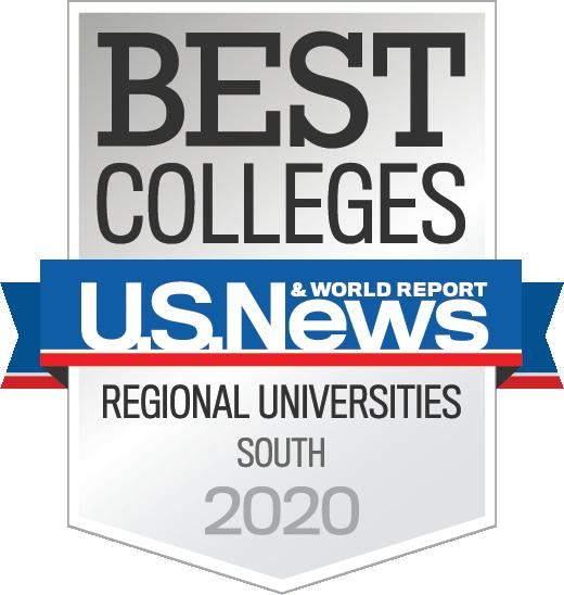 BJU 2021 Best College Rankings U.S. News & World Report