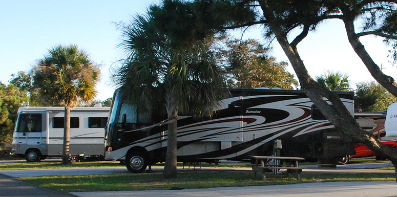 Camping at Ocean Lakes - Photo Courtesy of Ocean Lakes Family Campground