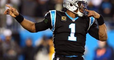 Former Carolina Panthers quarterback Cam Newton - File Photo