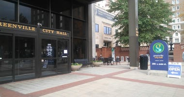 Greenville City Hall