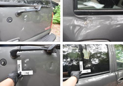 Damage to Car - GPD