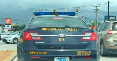 GCSO Patrol Vehicle - File Photo