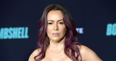Alyssa Milano Reveals She Tested Positive for COVID Antibodies After 3 Negative Results