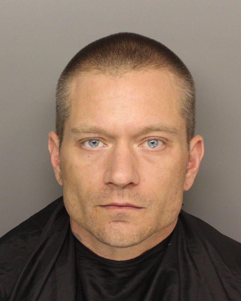 Bank Robbery suspect Herbert Pugh