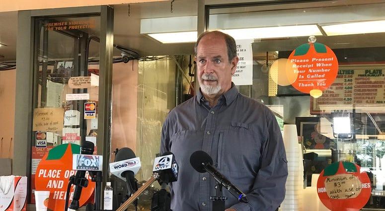 John Zeller, Owner of Tanner's Big Orange, Apologizes for Former Statement - Emily Gills