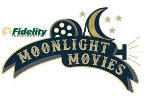 Moonlight Movies at Falls Park in Greenville