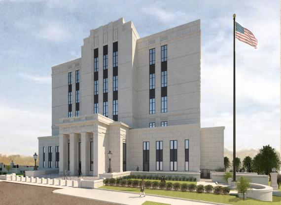 Federal Courthouse Greenville