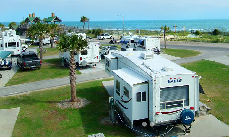 Ocean Lakes Family Campground - Photo Courtesy of Ocean Lakes Family Campground