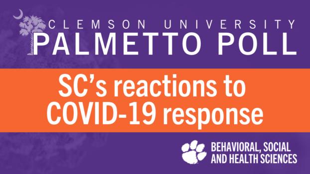 Palmetto Poll SC reaction to Covid 19 response