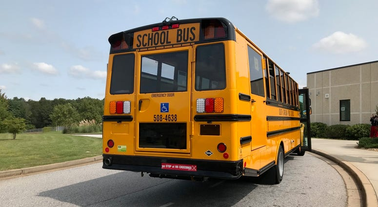 Propane Bus for Special Needs Students - Emily Gill