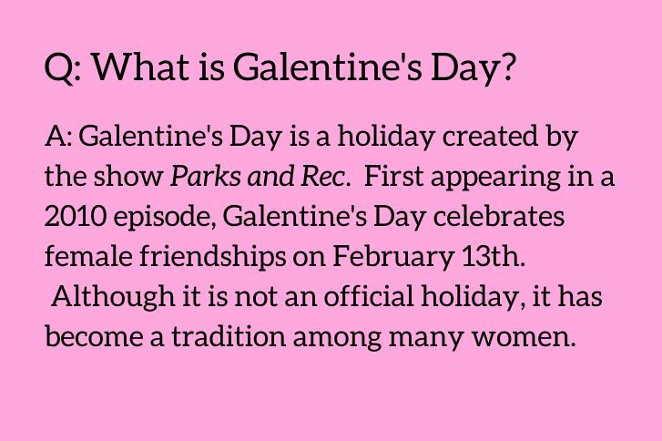 Galentine's Day Definition
