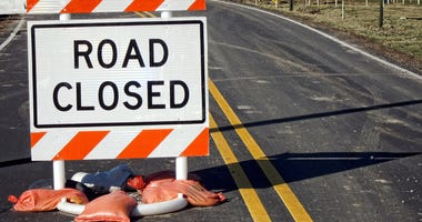 Major Gateway Project Road Closure