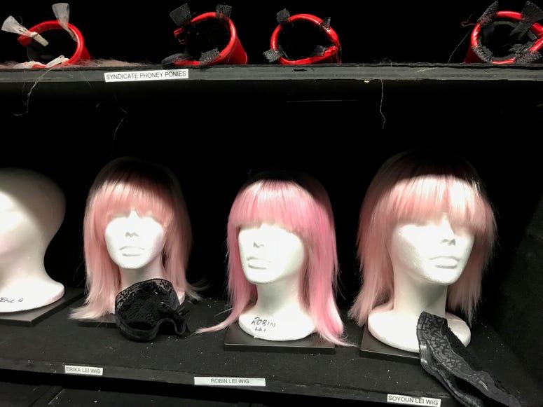 Lei Wigs