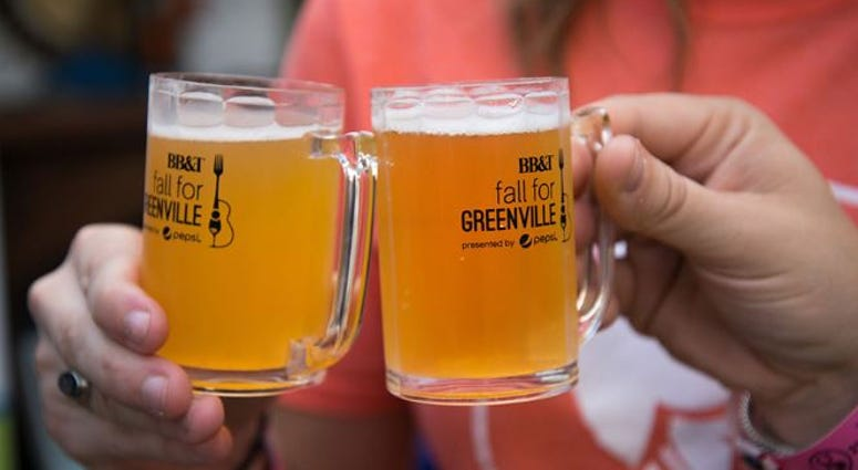 Fall for Greenville craft beers