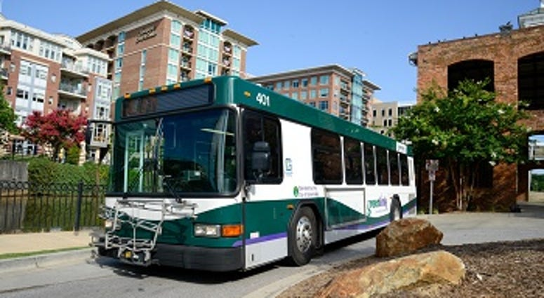 Greenlink Bus