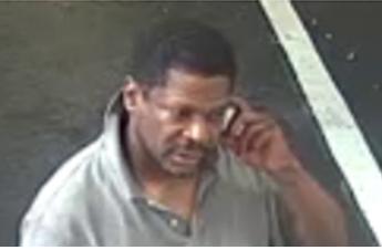 Robbery Suspect - GCSO