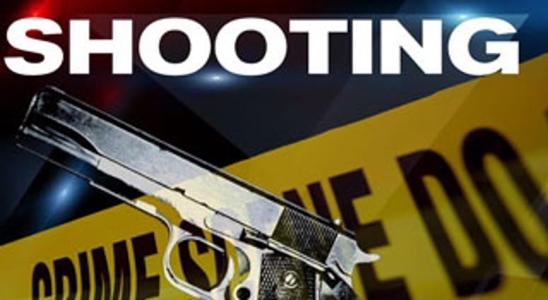 Shooting on Shaw Street, Greenville