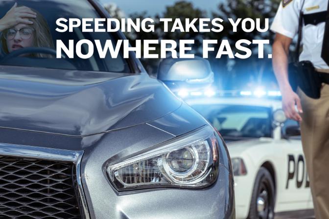 Speeding Nowhere - GCSO
