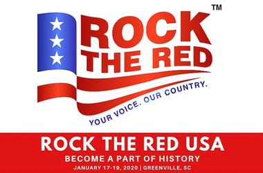 Rock The Red