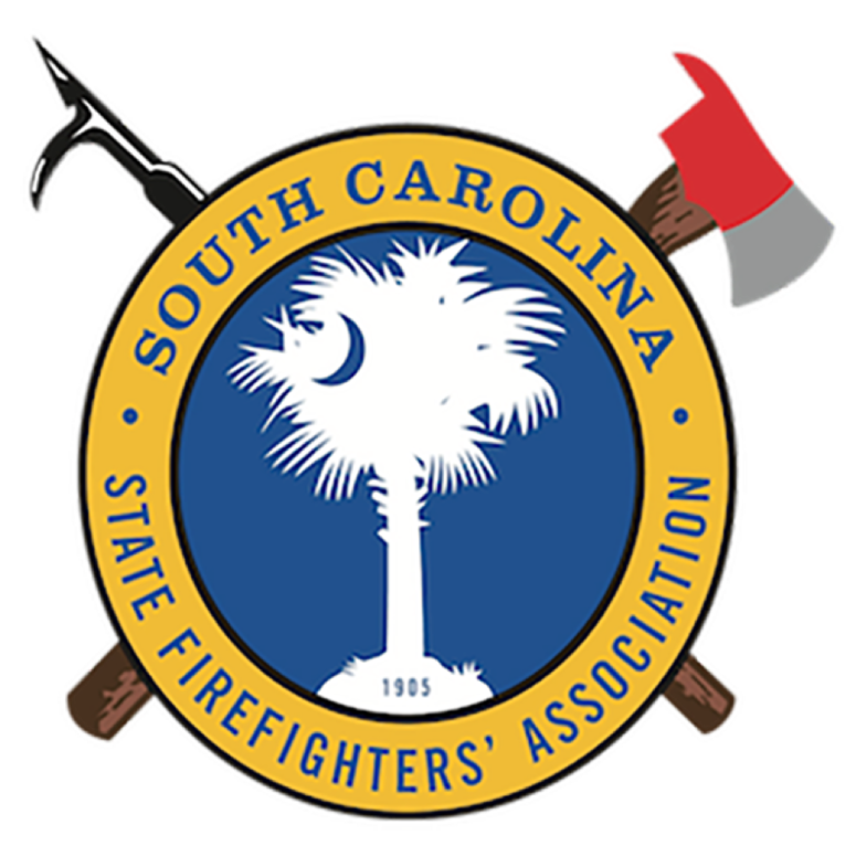 South Carolina State Firefighter's Association Logo