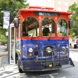 Greenlink Trolley - City of Greenville