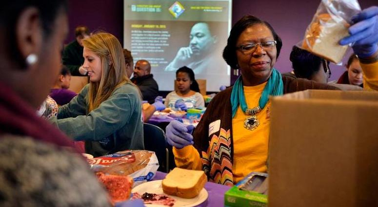 Greenville Tech will once again host a Day of Service on MLK Day. Mlk