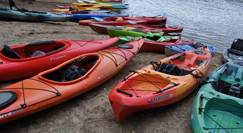 Paddle Fest at Lakes Bowen and Blalock