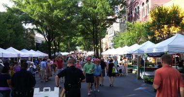 Saturday Farmers Market