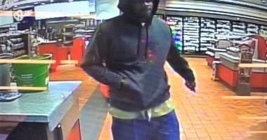 Suspect; held up Mauldin Rd. gas station