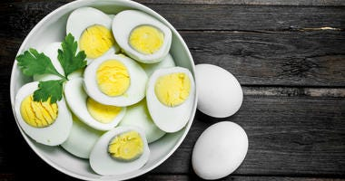 Almark Foods Hard Boiled Egg Products Recall