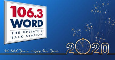Happy New Year from 1063 WORD